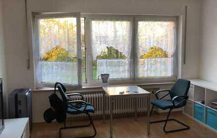 VOLL MÖBLIERTE 1-Zimmer Wohnung untermieten mit Fahrrad in Ludwigsburg (Kreis)