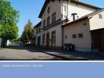 Großer Bahnhof im schönen Edesheim