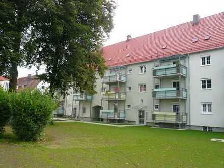 schöne 2-Zimmerwohnung mit Balkon in bahnhofsnähe