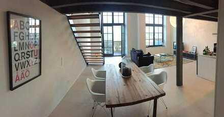 Schöne, helle, geräumige 1,5 Zimmer Wohnung in Kolbermoor mit einzigartigem Bergblick