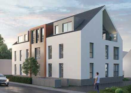 Neubauprojekt von 6 hochwertigen Eigentumswohnungen mit Aufzug im Haus und Stellplätzen