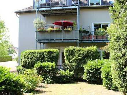 Fleyerviertel! Stilvolle Erdgeschosswohnung mit Terrasse und Garten