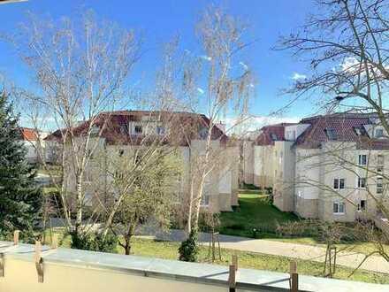 Traumhafte Wohnung mit Süd-Balkon in Lichtenrade - BEZUGSFREI!