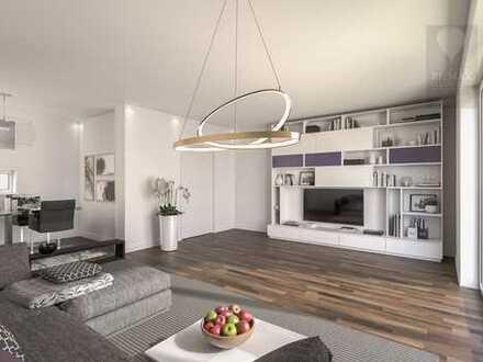 Ruhige und helle 3-Zimmer-Wohnung mit guten Schnitt und durchgehenden Süd-Balkon