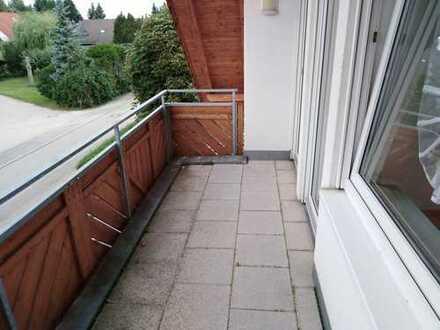 Naturliebhaber aufgepasst - 3 Zimmerwohnung mit Balkon und Einbauküche