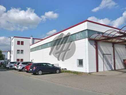 IM ALLEINAUFTRAG ✓ KEINE PROVISION ✓ Lagerflächen (490 m²) & Büroflächen (170 m²) zu vermieten