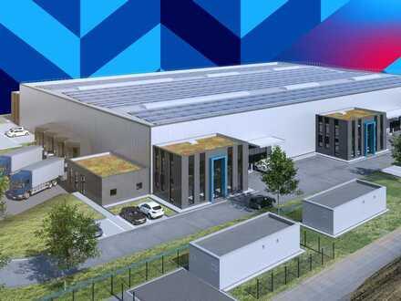 Der neue Standort für Mittelstand, Handwerk und Industrie   Kamener Kreuz Karree: K3