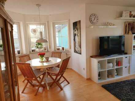 Gepflegte 3-Raum-Wohnung mit Balkon in Pforzheim-Würm
