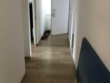 Sanierte 2-Zimmer-Wohnung mit Balkon und EBK in Mannheim/ Käfertal Süd
