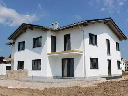 Neubau Haushälfte in Oderding