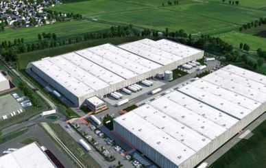 Moderne Logistikfläche ab 2019 in Toplage verfügbar - ca. 8.200 m² möglich!