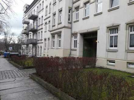 *gemütliche 2-Raum Wohnung mit Balkon auf dem Kaßberg*