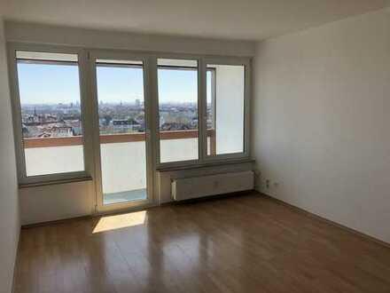 Hier ist alles TOP! Renovierte 2-Zimmerwohnung mit Balkon