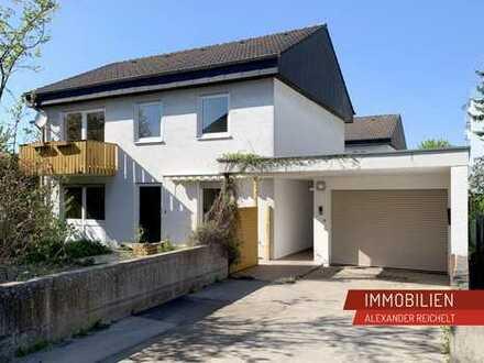 RESERVIERT !!! Einfamilienhaus in Altötting - Fenster + Heizung NEU