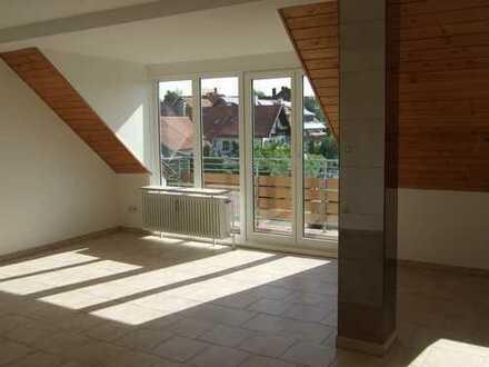 Hübsche Dachgeschosswohnung in Schondorf am Ammersee