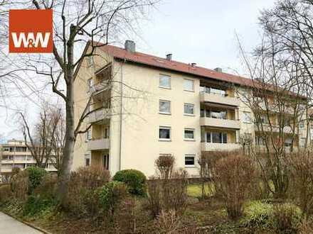 LB-Schlößlesfeld: Gepflegte 4-Zimmerwohnung sucht neue Bewohner