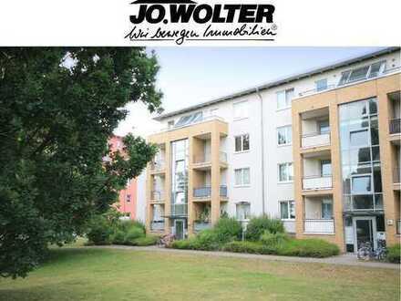 3-Zimmer-ETW mit zwei Balkonen und PKW-Einstellplatz