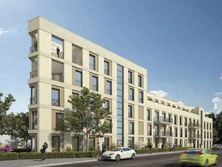 Exklusiver Wohngenuss in großzügiger 2-Zimmer Wohnung mit Ankleide und Balkon