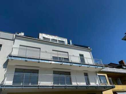Erstbezug, moderne 4-Zimmerwohnung mit Sonnenbalkon in Bonn-Beuel