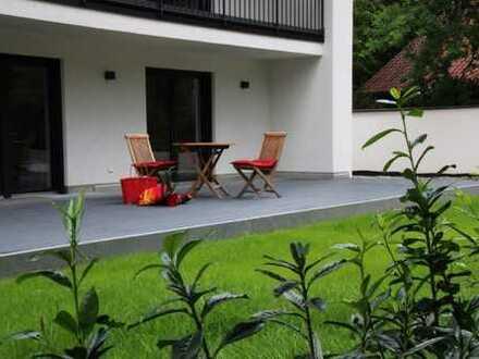 Exklusive Gartenmaisonette - 190 qm + 250 qm Garten