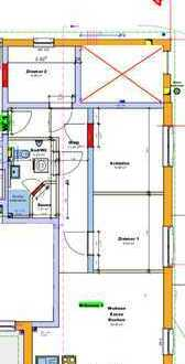 4- Zimmer - Neubauwohnung im Erdgeschoss mit Terrasse in Bad Rappenau