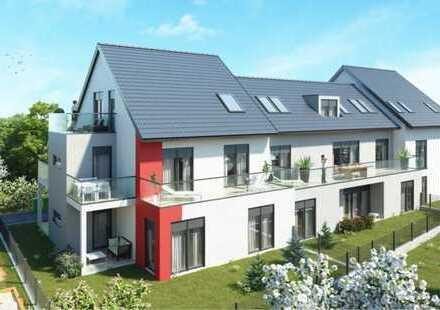 Letzte Wohnung! Zwei Dachterrassen und viel Platz in angenehm kleiner Wohnanlage
