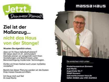 Informieren Sie sich jetzt über Ihr Traumhaus in unserem Musterhaus in Simmern!