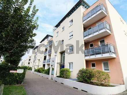 Zentral und ideal für Pendler: Vermietetes Apartment mit Süd-Balkon nahe Stuttgart