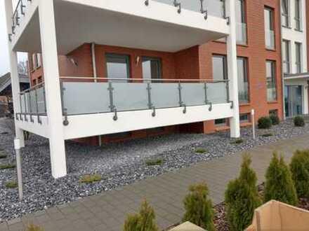 Top 3 Zimmerwohnung, barrierefreier Neubau, in Bückeburg zu kaufen