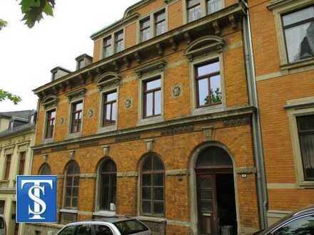 81/15 - teilsan. Mehrfamilienhaus Denkmalschutz mit neuen Medien und moderner Heizung in Mylau