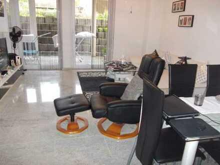 Einladende schöne helle und ruhige Gartengeschosswohnung in Wiesental