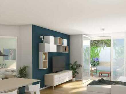 Neubauwohnung mit Garten *barrierefrei*