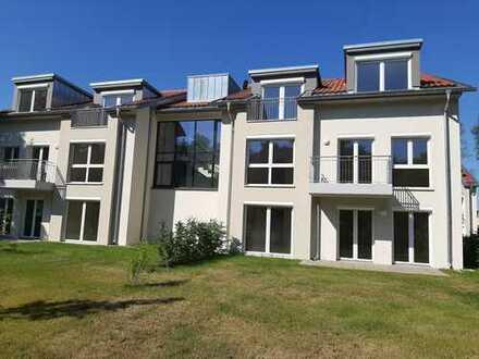 Bezugsfreie DG-Wohnung, 50 qm, 1 Zimmer