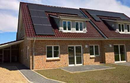 DHH (Energieeffizienzhaus) mit fünf Zimmern in Hohenwestedt, Kreis RD
