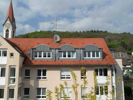 2,5-Zimmerwohnung in Gailingen - Schmuckstück mit Alpenblick