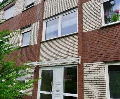 Kapitalanlage! Vermietete 3-Zimmer- Eigentumswohnung mit Balkon in Borken