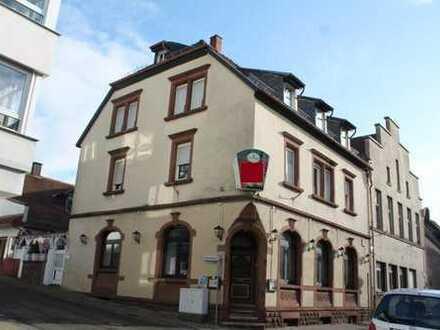 +++Gebäudekomplex mit 3 Einheiten, 2-Familienhaus mit Gaststätte, Festsaal, Vinothek, 1-Familienh...