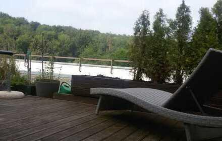 *** Schönes Wohnen, 3,5 Zi., 84m², Terrasse, Balkon, Garage, nahe der Natur *** ***