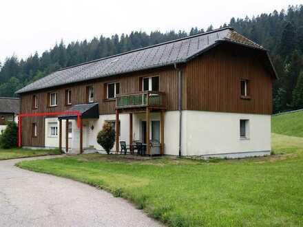 Helle geräumige Wohnung im schön gelegenen Todtmoos/Schwarzwald