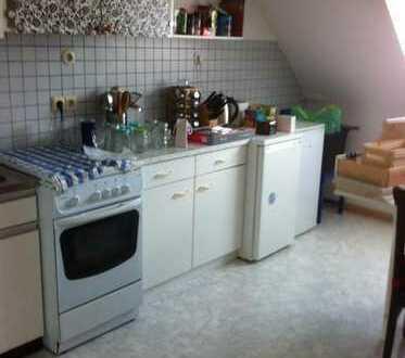 Helles Zimmer in 2-er WG in Karlsruhe ab sofort frei, große Küche, Badewanne, Waschmaschine