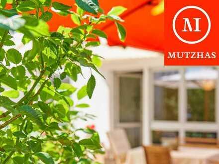 MUTZHAS – Ihre Gartenwohnung im neuen Münchner Westen!