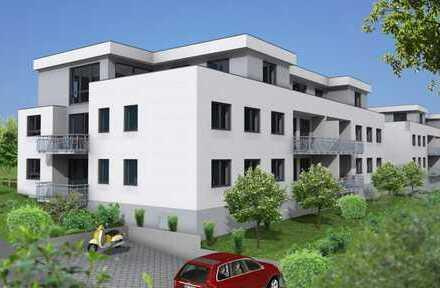 Helle 3-Zimmer Neubauwohnung im Obergeschoss