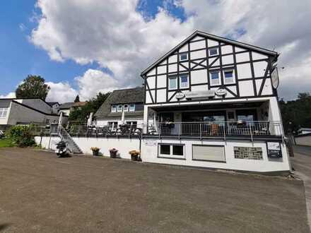 Pension mit Privatwohnraum und 10 moderne Gästezimmer im schönen Sauerland