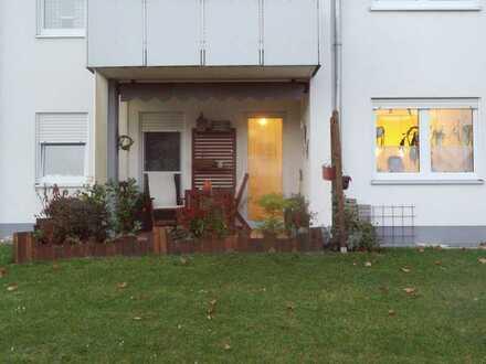 Attraktive 3-Zimmerwohnung im EG mit TG-Stellplatz sucht neuen Besitzer!