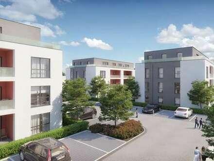 Mit Terrasse und Garten! - Barrierearme 3-Zimmer-Wohnung in Topausstattung