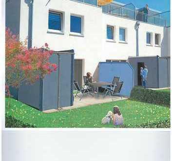 3 geräumige Neubau-Reihenhäuser zu vermieten
