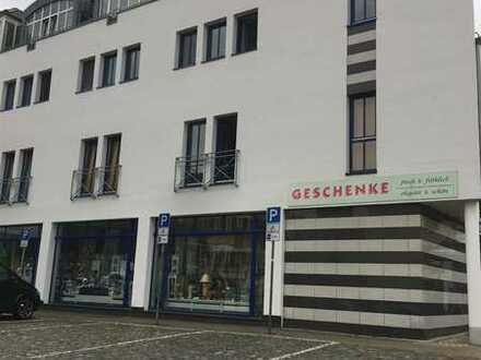 +++ Einzelhandel in Fußgängerzone +++