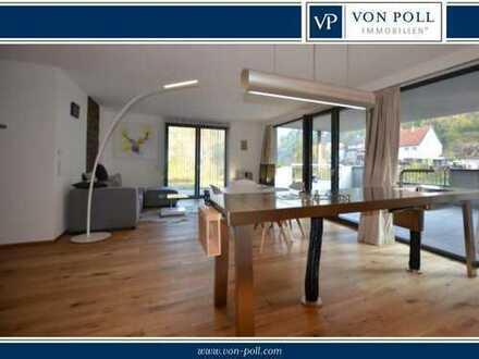 Modernes Wohnen mit großzügiger Terrasse und Garage