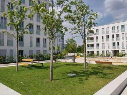Neuwertige, attraktive 3-Zimmer-Wohnung mit Loggia in München (Allach)