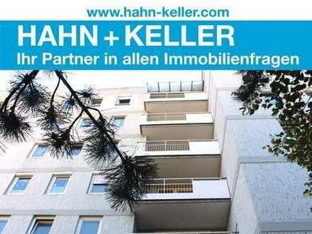 1 Zimmer-Apartment mit großem Balkon in Geislingen an der Steige!